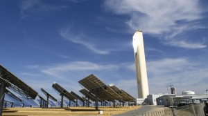 Traditional solar thermal power plants don't use phase change to store energy, but they may soon.