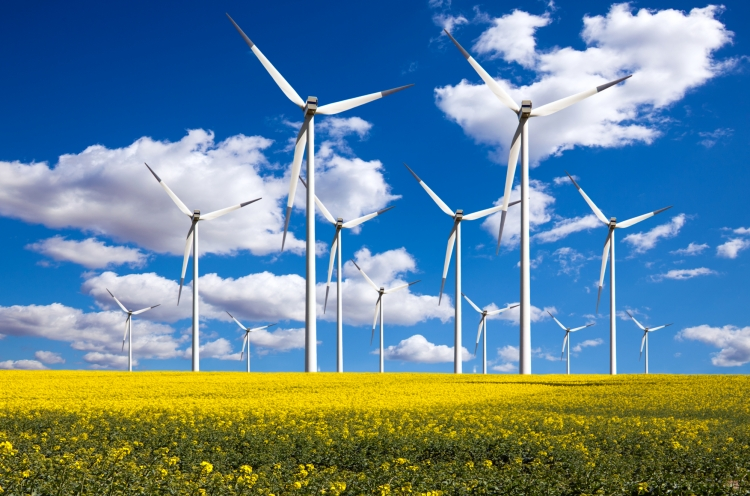 Renewable-Energy.-Wind-turbines.